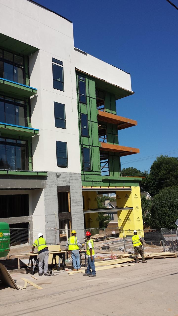 Housing hawk construction company llc for Housing construction companies